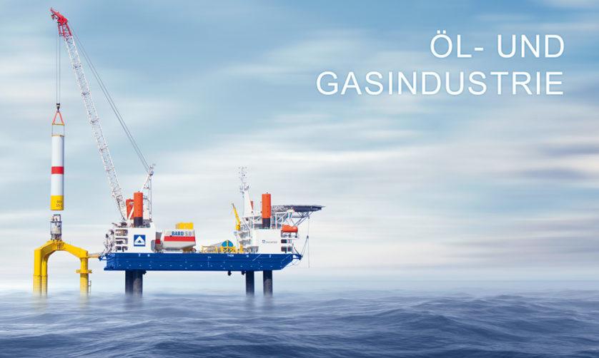 Oel-und-Gasindustrie