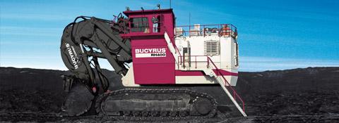 Hydraulikbagger RH400 - Berg-, Tunnelbau und Erdbewegungen Montanhydraulik GmbH