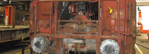 Schüttgutwaggon Tals 966/967 - Service Montanhydraulik GmbH