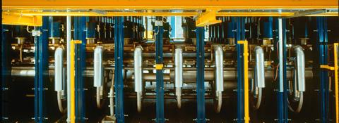 Pressen - Spezialanwendungen Montanhydraulik GmbH