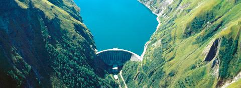 """Pumpspeicherkraftwerk """"Limberg II"""", Österreich - Stahlwasserbau Montanhydraulik GmbH"""