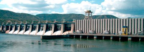 """Schleuse """"Eisernes Tor"""", Rumänien - Stahlwasserbau Montanhydraulik GmbH"""